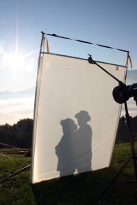 Fotoshooting am Kaltenbrunnen